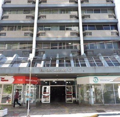 Edifício Centro Empresarial San Marino Sala 506