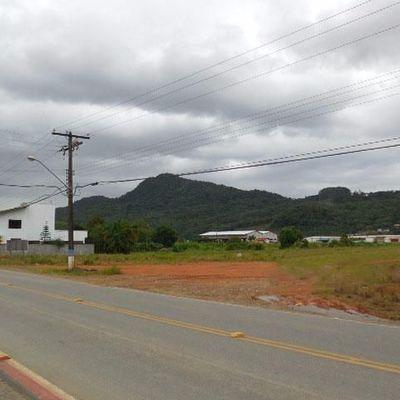 Terreno Industrial Guaramirim