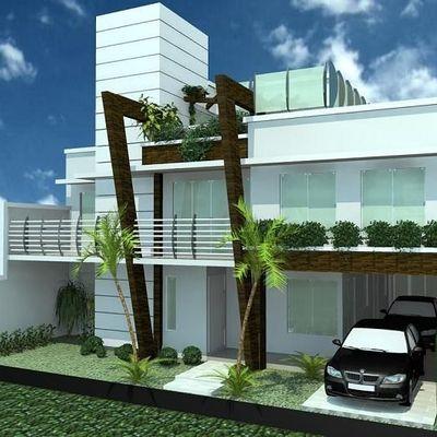 Casa Triplex - Meia Praia - Itapema - SC
