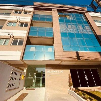 Apartamento 2 Dormitórios Residencial Alentejo