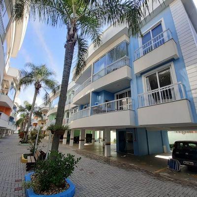 Apartamento 2 dormitórios com piscina compartilhada