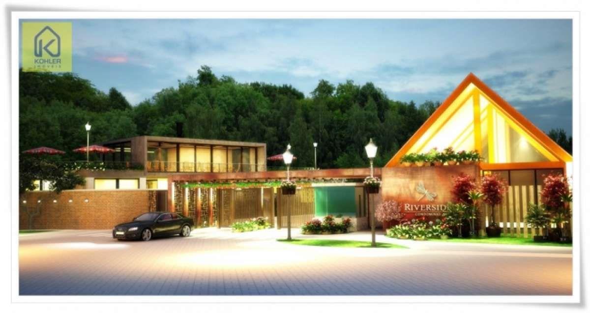 Venda - Condomínio Residencial Riverside