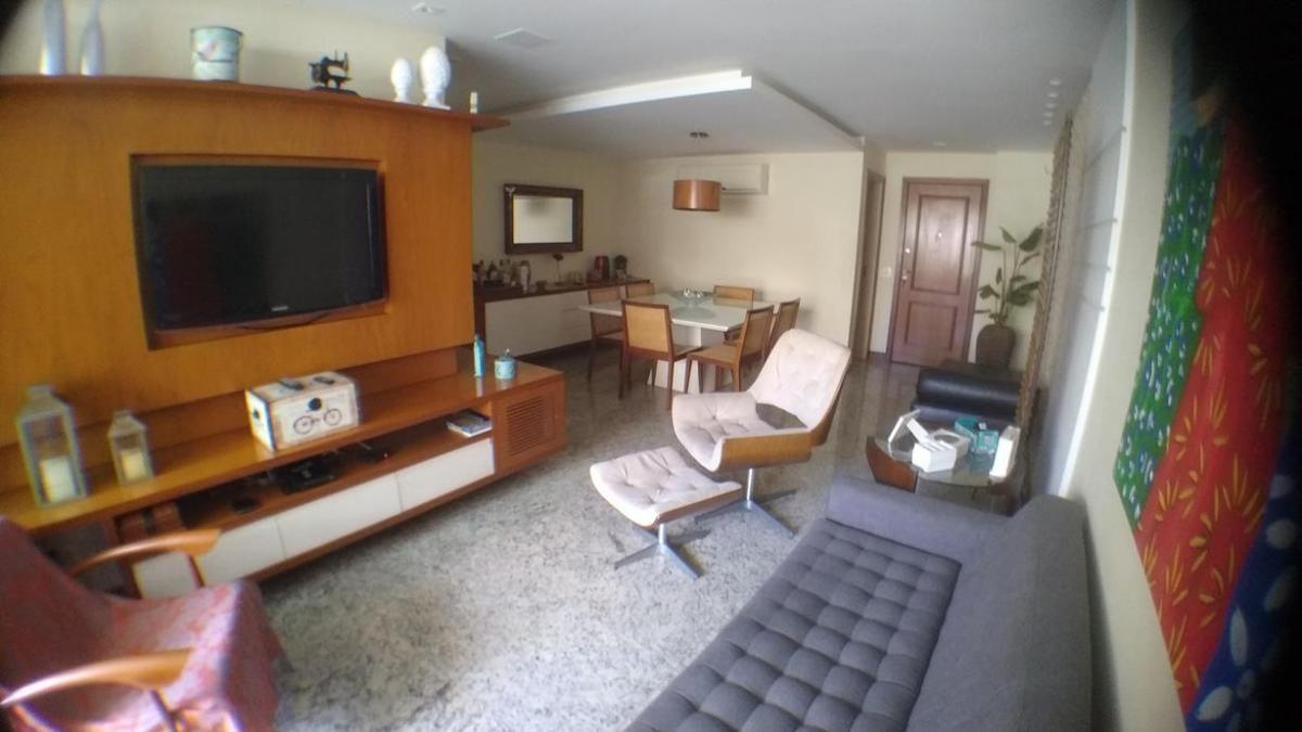 Apartamento de 3 Quartos Sendo 2 Suítes e 2 Vagas na Rua Miguel Couto no Jardim Icaraí