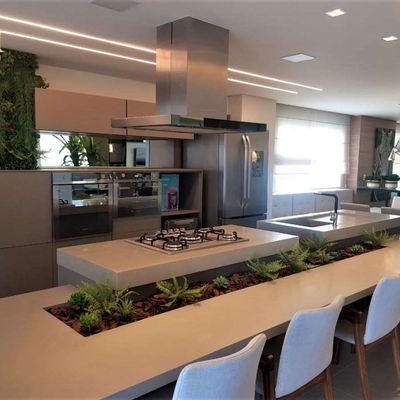 Cobertura Duplex Frente Mar finamente mobiliada e decorada - Ed. Number One - Atlântica - Balneário Camboriú