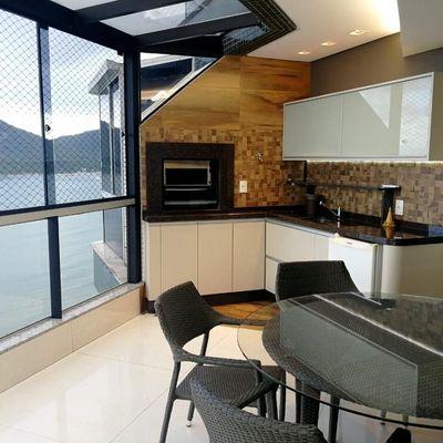 Apartamento Frente Mar - Ed. Lago Maggiore - Barra Sul