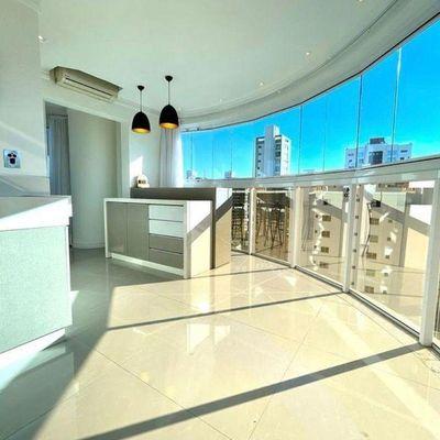 Apartamento no Edifício Blue Ocean em Balneário Camboriú-SC