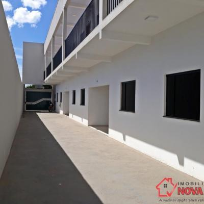 Apartamento Residencial em Jardim dos Migrantes  -  Ji-Paraná