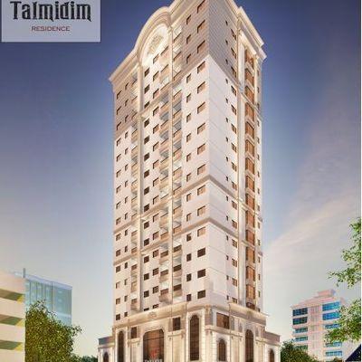 Apartamento na planta para a venda no bairro Morretes com 02 dormitórios.