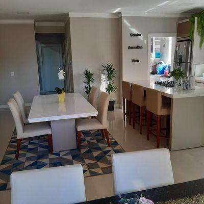 Vila Verona - 3 Suites com 2 Vagas de Garagem em Itapema SC