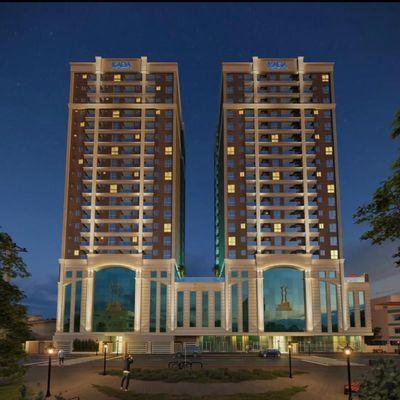 Lançamento no Morretes com 02 suítes e 3 dormitórios.