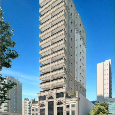 Monte Napoleone - Apartamento na planta com 03 Suítes Centro de Itapema SC