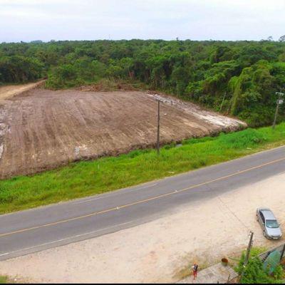 Terreno em Itapoá - Barra do Saí