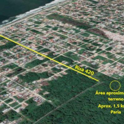 Terreno para Investimento no Balneário Sai Mirim - Itapoá/SC