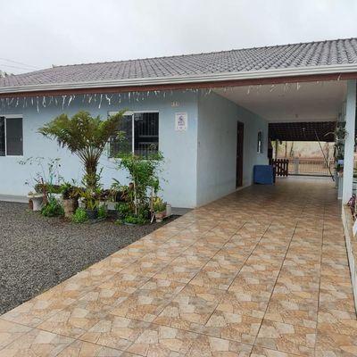 Casa no Rainha do Mar - Itapoá/SC