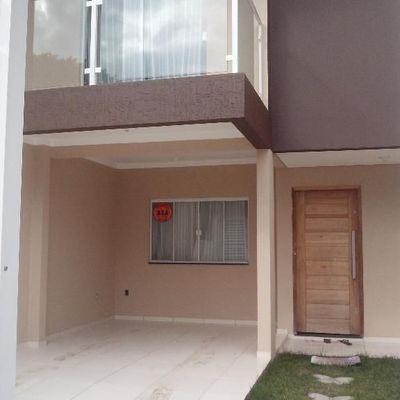 Sobrado residencial à venda, Los Angeles, Barra Velha.