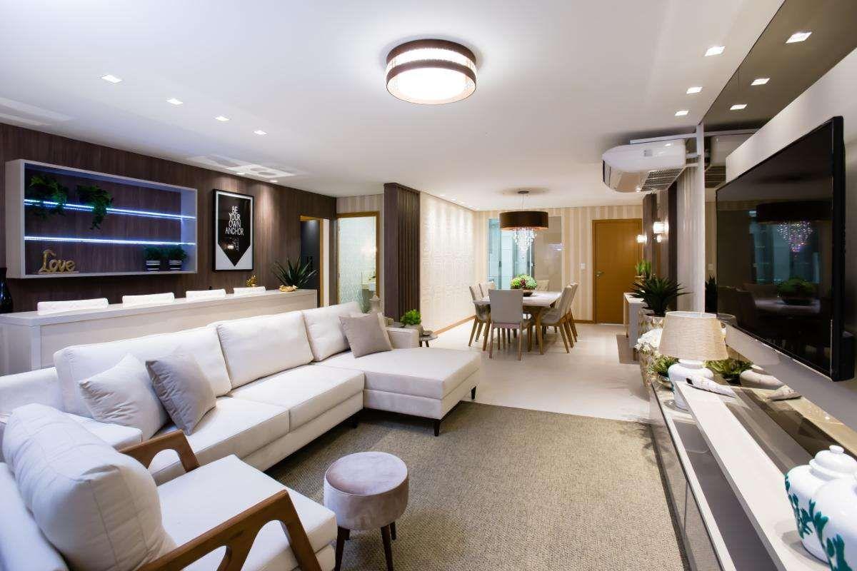Home Club Venice - Apartamento para venda com vista para o mar