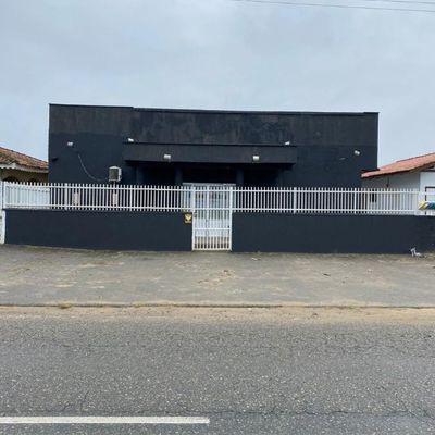 Galpão comercial + casa 02 quartos para moradia