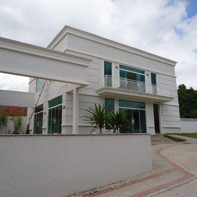 Casa Alto Padrão Condominio Fechado no Parque Barigui -  Curitiba