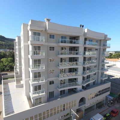 Sala Comercial - Aluguel - Residencial Vivendas do Vale - Sala Comercial 03 - 188m² - Jardim América - Rio do Sul