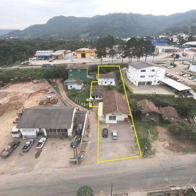Terreno Urbano - Investimento - BR-470 - Canta Galo - Rio do Sul
