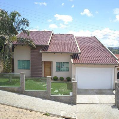 Casa de Alvenaria - Venda - Loteamento Tucano - Taboão - Rio do Sul