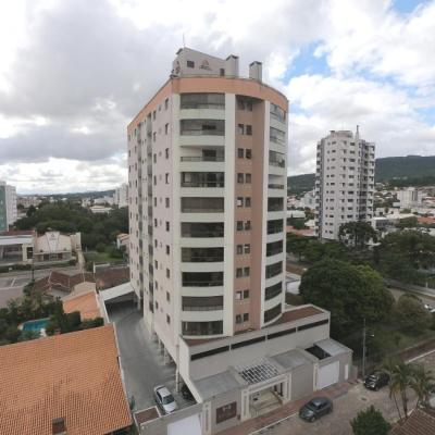 Apartamento - Edifício San Juan - Jardim América - Rio do Sul