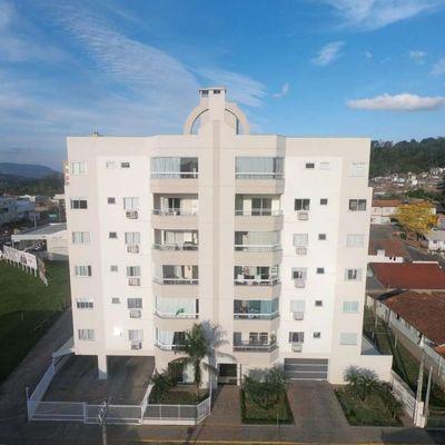 Apartamento - Aluguel - Edifício Villa Vicenza - Santana - Rio do Sul