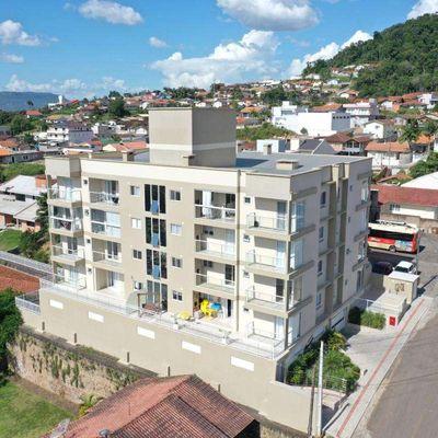 Apartamento - Aluguel - Semi Mobiliado - Edifício Genova - Eugênio Schneider - Rio do Sul