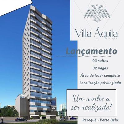 Apartamento - Venda - Villa Áquila Residence - Pereque - Porto Belo