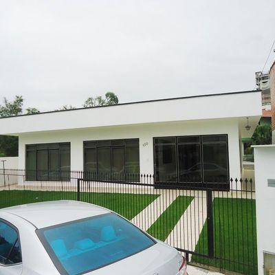 Casa de Alvenaria - Jardim América - Rio do Sul