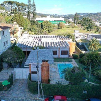 Casa de Alvenaria - Venda - Mobiliada - Eugênio Schneider - Rio do Sul