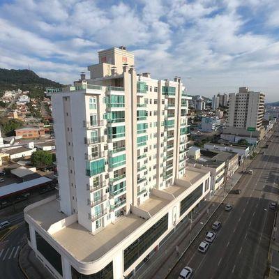 Apartamento - Aluguel - Edifício Lesi Teixeira - Santana - Rio do Sul