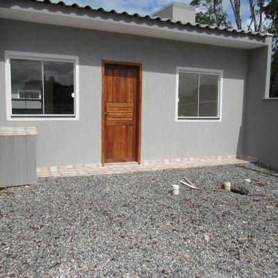 Casa c/ 41,76m², 2 quartos, Próx. Rua 1000 - R$125.000,00