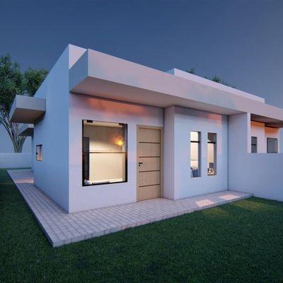 Casa nova c/ 72,66m², 01 suíte + 02 quartos - Região de Itapema | Baln. São José