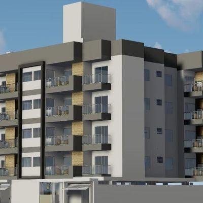 ► Condomínio Pérola Beach - Aptos com 02 ou 03 dormitórios e elevador, Balneário Jd Pérola do Atlântico