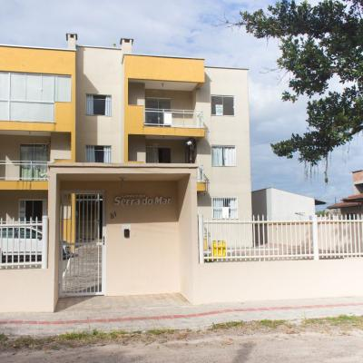 Apartamento c/ 60,89m², 02 quartos, no Ed. Serra do Mar - Jardim Pérola do Atlântico