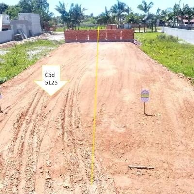 ► Loteamento São José, terreno pronto p/ construir, entrada + R$ 978,75/mês
