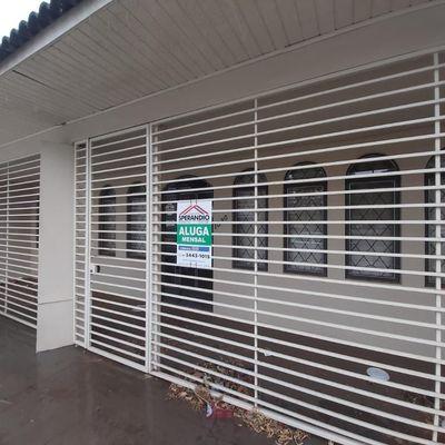 Sala Comercial com amplo Pátio em área Nobre, no centro de Cascavel - PR