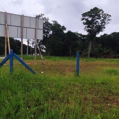 Locação de Área c/ 1.728,00 m² - Frente para a Av. João Horácio Vieira, Baln. Itapoá