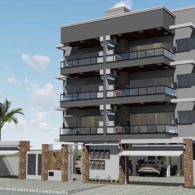 Lançamento! Residencial Itália - Apartamentos c/ 01 suíte + 02 quartos e Elevador - Próximo à Avenida Principal