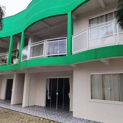 Apartamento nº 04 c/ dois dormitórios para locação Mensal - Balneário Princesa do Mar