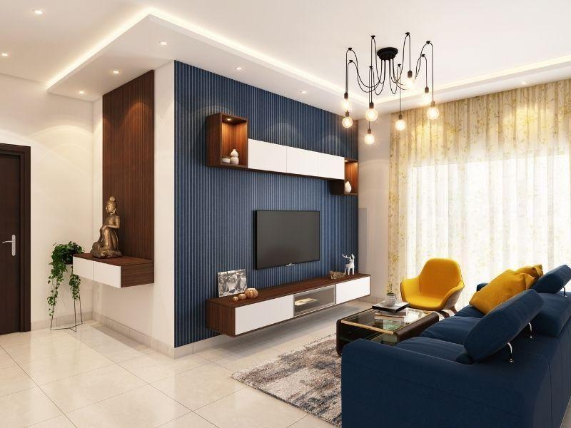 5 formas de decorar a sala de estar do seu apartamento