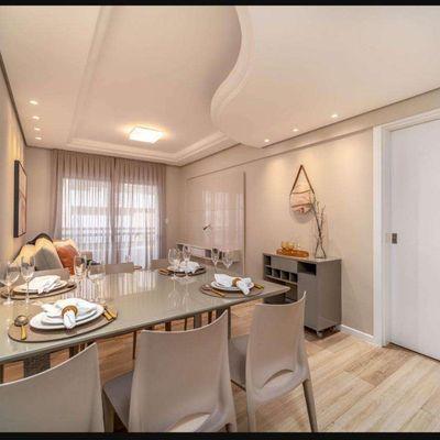 Amplo Apartamento 120m2 com 3 dormitórios 2 suites no centro