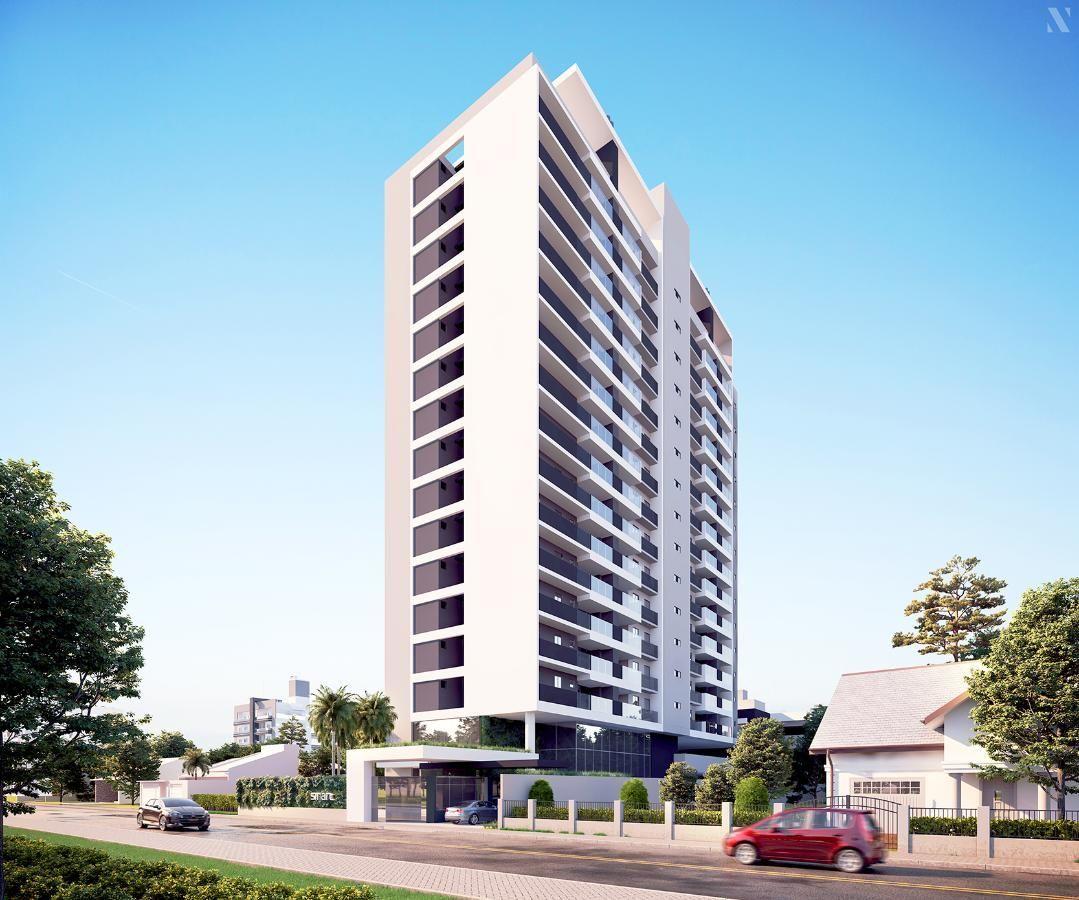 Apartamento - 1 Suíte + 2 Qts - Incrível Área de Lazer - São João - Itajaí/SC