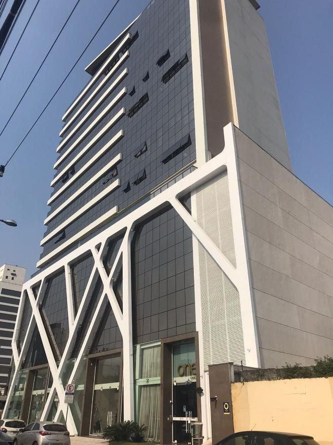 Sala Comercial - Ótima Localização - Centro - Itajaí/SC