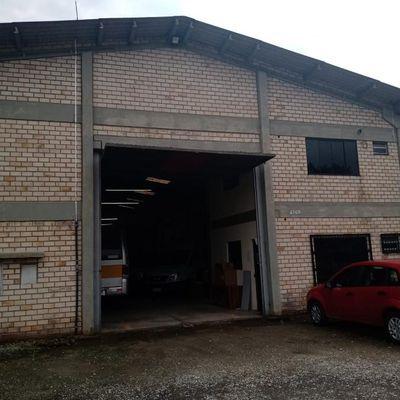 Ótimo Galpão - 700 m² - Espinheiros - Itajaí/SC