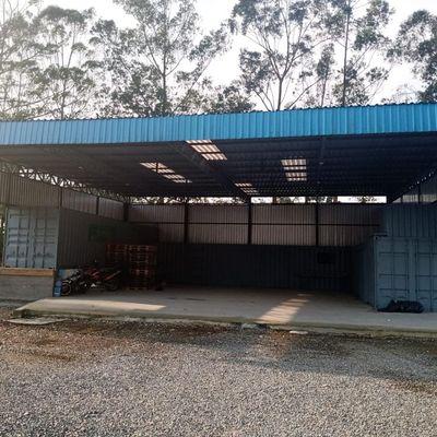 Ótimo Galpão - 200 m² - Espinheiros - Itajaí/SC