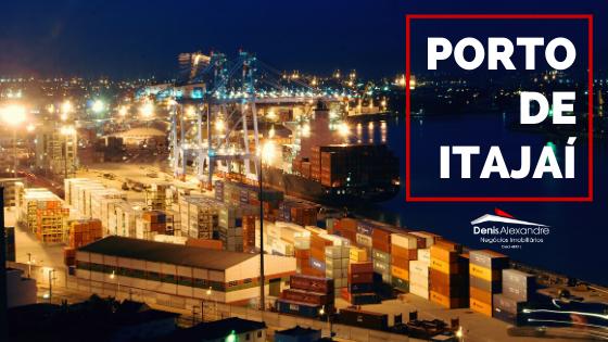 Porto de Itajaí: o segundo maior porto do Brasil em movimentação de contêineres