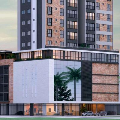 Apartamento à venda no edifício Sun Beach em Balneário Camboriú