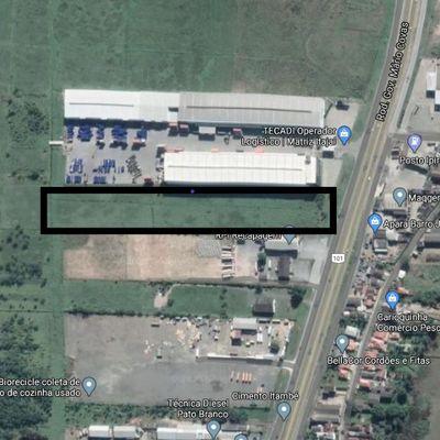 Terreno BR 101 - Itajaí